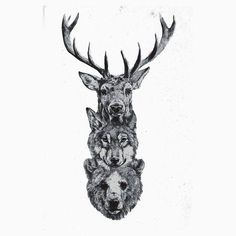 Tattoo geometric animal deer art prints 61 new Ideas Neck Tattoo For Guys, Cool Tattoos For Guys, Cute Tattoos, Unique Tattoos, Small Tattoos, Wrist Tattoos, Simple Guy Tattoos, Meaningful Tattoos For Guys, Thigh Tattoos