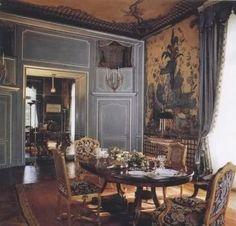 Antique Dining Room Furniture ~ The Windsor's Paris home