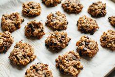 "Banana Chocolate Chip Breakfast Cookies (vegan & gluten-free) from ""Pantry to Plate"""