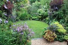 Small Garden Design | design of small gardens a complete new design or a fresh look for an ...