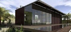 Sea container home