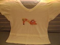 Camisetas hechas con patchwork   Aprender manualidades es facilisimo.com