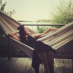 Life is a Hammock. Outdoor Furniture, Outdoor Decor, Pretty Pictures, Hammock, Poses, People, Life, Inspiration, Instagram