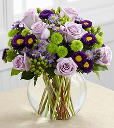 A Splendid Day™ Bouquet by FTD® - VASE INCLUDED- Deluxe