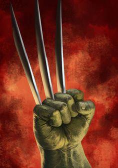 Hulk-Wolverine Hybrid Teased By Marvel Comics... AGAIN — GeekTyrant