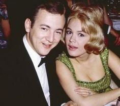 Bobby Darin and Sandra Dee-If a Man Answers