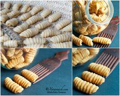 Somalian Sweets: Shushumoow