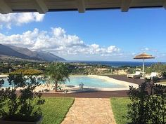 +Panoramic+villa+with+luxury+private+pool,+terrace+and+sea+view++++Holiday Rental in Trapani province from @HomeAwayUK #holiday #rental #travel #homeaway