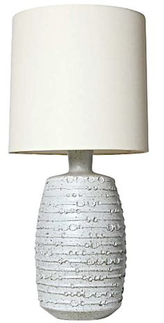 1960's  David Cressey table lamp
