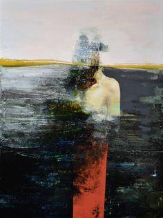 "Saatchi Art Artist Zin Lim; Painting, ""NOMAD 6"" #art"