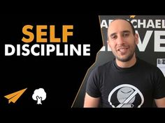 (3) SELF DISCIPLINE Techniques - 5 Ways to conquer yourself - #BelieveLife - YouTube