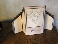 Backside wedding-card