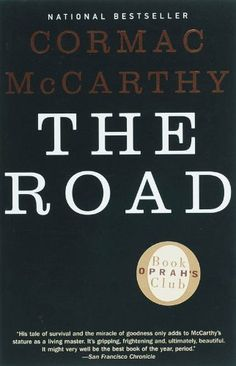 The Road by Cormac McCarthy, http://www.amazon.com/dp/0307387895/ref=cm_sw_r_pi_dp_7spcub1MWWSFX