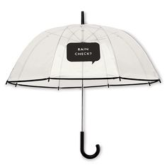 "kate spade travel umbrella - ""rain check"" | lifeguardpress"