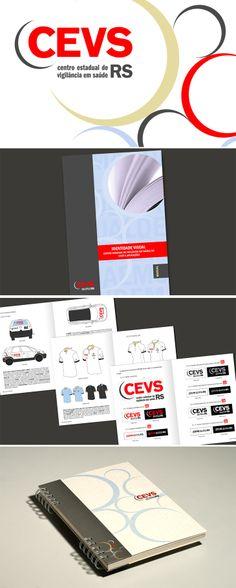 Manual de Identidade Visual CEVS/RS | CEVS/RS Identity Guide
