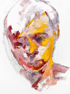 Jaeyeol Han: First Expressions South Korean abstract expressionist painter, Jaeyeol Han (한재열) creates moody portraits with barely discernible features formed from thick gobs of oil paint. His abstract faces hover on blank white linen, separated from...