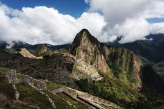 Machu Picchu, Peru | Flickr - Photo Sharing!