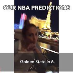 """5,962 """"Μου αρέσει!"""", 133 σχόλια - Alex Rodriguez (@arod) στο Instagram: """"Our NBA Predictions: @nba @warriors @cavs"""""""