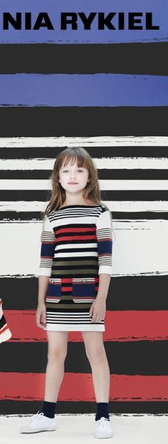 RYKIEL ENFANT New Theme, Product Launch, Fashion, Child, Moda, Fasion, Fashion Illustrations, Fashion Models