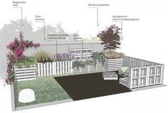 pallet1 600x405 Modern pallet terrace in pallet garden  with white Terrace pallet
