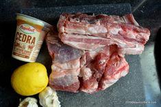 Romanian Food, Cordon Bleu, Pork, Sweets, Lunch, Beef, Cooking, Recipes, Garden
