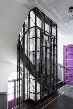 purple door | Fantastic Frank