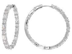 9840bdf2c Bella Luce (R) 14.60ctw Rhodium Over Sterling Silver Earrings (8.58ctw Dew