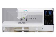 Nowa maszyna dla wszystkich profesjonalistów i miłośników robótek ręcznych.  Bardzo intuicyjna Juki, Sewing, Dressmaking, Sew, Stitching, Full Sew In, Costura
