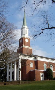 First Presbyterian Owensboro KY - Where your Dad and I were married and where all three of my babies were baptized!