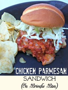 Chicken Parmesan San