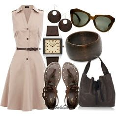 Cute outfit and accessories