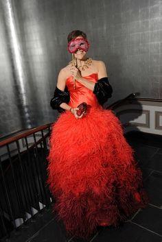 Alexandra Lebenthal at the Save Venice Gala