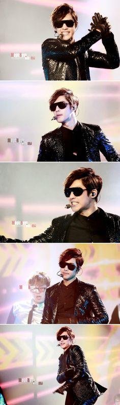Kim Hyun Joong, New Year Eve Concert 31-12-12 (source: http://photo.weibo.com/1801714725/albums )