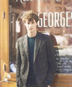 #MatthewHitt #Drowners #Models #FashionBlog #fashionblogger #MattHitt for L'OfficielHommes ParisF/W13/14 HITTMEN<3