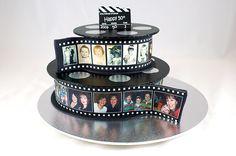 film reel cake - Google Search