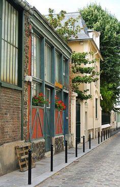villa d'Alesia - Paris 14ème
