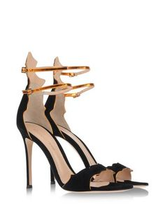 A sexy sandal option if you live in a warmer climate or not afraid to brave the cold.