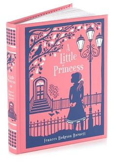 A Little Princess (Barnes & Noble Leatherbound Classics). This is my classical book...