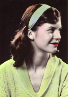 Sylvia Plath- I feel like we would have been great friends.