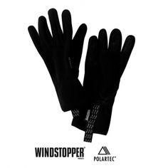 Par de guantes Polartec® REGULUS true black en Private Sport Shop