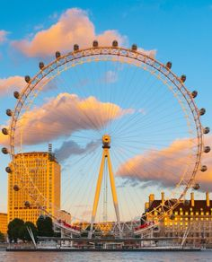 15 Things You Didn't Know About the London Eye