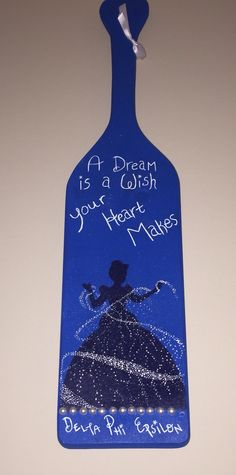 Cinderella paddle