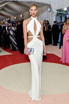 Karlie Kloss dress at MET_GALA 2016