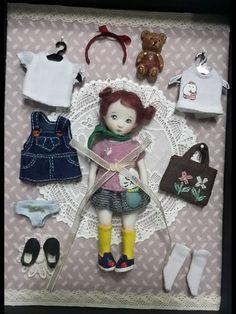 Sun Joo Lee doll