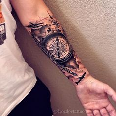 wrist tattoo, compass tattoo, wrist compass tattoo, wrist covering - - Source by akir Forarm Tattoos, Map Tattoos, Best Sleeve Tattoos, Tattoo Sleeve Designs, Forearm Tattoo Men, Tattoo Designs Men, Body Art Tattoos, Mens Wrist Tattoos, Half Sleeve Tattoos For Guys