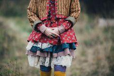 """Платье """"Из России с любовью"""" — Katerina Evseeva @ Ламбада маркет"""