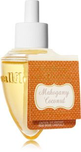Mahogany Coconut Wallflowers Fragrance Refill - Home Fragrance 1037181 - Bath & Body Works