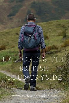 The British countryside has a varied landscape which is wonderful to explore with family and friends. Here are four ways to explore this summer and autumn. British Countryside, Outdoors, Good Things, Explore, Life, Outdoor Spaces, The Great Outdoors, Outdoor Living, Outdoor