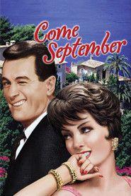 Locandina del film Torna a settembre