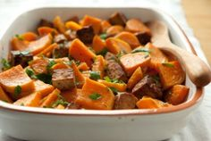 Roasted Sweet Potatoes with Tempeh | Whole Foods Market